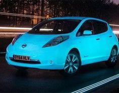 Awesome Nissan 2017: Nowy Nissan Leaf świeci w ciemności Ciekawostki technologiczne Check more at http://carboard.pro/Cars-Gallery/2017/nissan-2017-nowy-nissan-leaf-swieci-w-ciemnosci-ciekawostki-technologiczne/