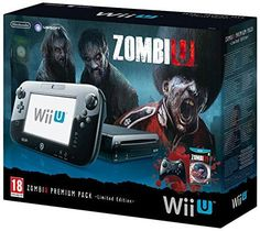 Console Nintendo Wii U 32 Go noire ZombiU premium pack - WII U - Acheter vendre sur Référence Gaming