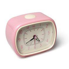 bakelite alarm clock by penelope tom limited | notonthehighstreet.com