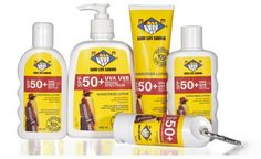 Surf Life Saving NZ SPF50+ #sunscreen range (Protecting your skin from the summer sun )