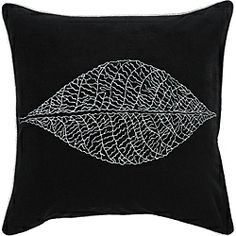 @Overstock.com - Decorative Square Mink Large Black/Silver Down Pillow   http://www.overstock.com/Home-Garden/Decorative-Square-Mink-Large-Black-Silver-Down-Pillow/6428215/product.html?CID=214117 $44.99