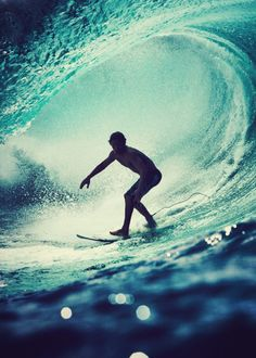 Great Surf Shot