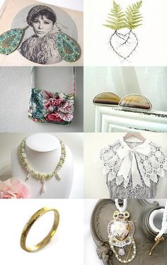 Treasury time!  Here is a treasury made by AnnyMay!  *******  C'est le temps d'une petite vitrine!  Voici une vitrine offerte par AnnyMay!    https://www.etsy.com/treasury/NjM1MjM3MnwyNzI0NTI1Njk4/a-french-romance