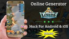 Get the updated Lords Mobile online hack generator for generating unlimited Lords Mobile resources - 100% working on Android & iOS http://lordsmobilehack.ga