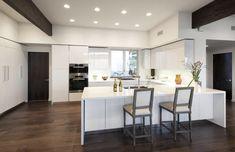 Stunning white kitchen in Los Angeles home. #minimalisticinspiration #minimalisticinterior #KitchenLife #kitcheninspo #kitchenideas #kitchensofinsta #kitchentips #spacesaving #spacesavingfurniture #designhack #designhacks #kitchendesign #kitchendesigner #kitchendesigns #kitchendesignideas #kitchendesigners #kitchendesigntrends #minimalistdesign #minimalistdecor ##luxurylifestyle #luxeathome #moderndesign #modernhome #kitchenislandideas #LuxuryHomesLA