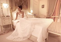 Inbal Dror Sexy, Beautiful Wedding Dresses 2011 Collection   Bridal Musings