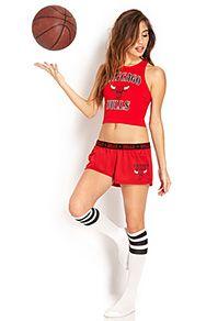 978386efb69a Forever 21 Launches Fashion Forward NBA Gear