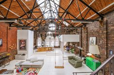 Reaching for the rafters: why double-height spaces are on the rise