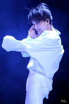 #EXO #Kai  Credit: 体力不支的顾小姐.