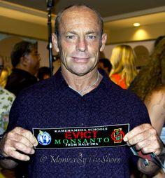 Surf legend Tom Carroll of Australia