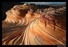 Paria Canyon, Coyote Buttes - The 2nd Wave. Arizona/Utah.