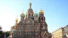 St. Petersburg-- Majestic Church of the Spilled Blood Cathedral & Boat Tour Port Adventure