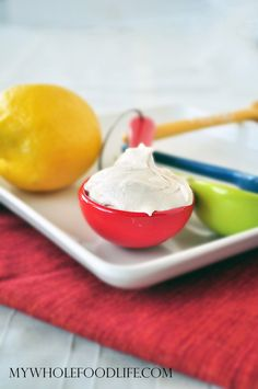 Dairy Free Sour Cream - My Whole Food Life