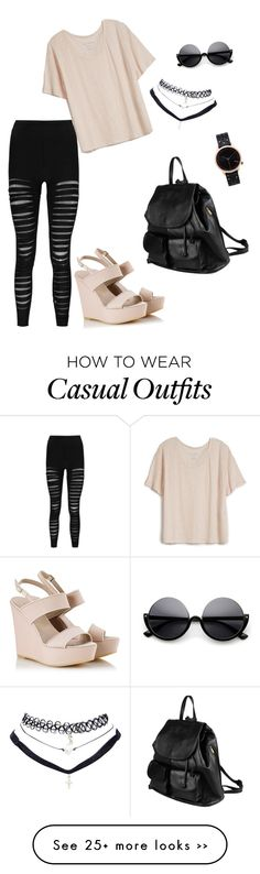 """""""Casual"""" by ilunatica on Polyvore"""