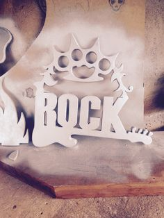 Rock MDF Process