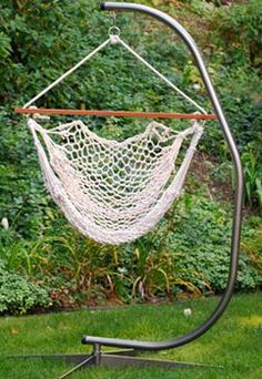 Just pop the hammock off and this would be great.