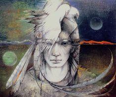 The Paintings of Susan Seddon Boulet