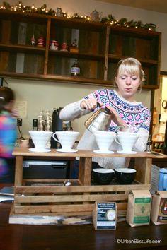 Third Wave Coffee Tour - Sisters Coffee Company