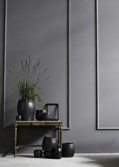 Grey walls Make a Difference | Detail | Home Decor | Interior Design Inspiration |
