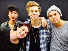 New band alert: Find out everything you need to know about 5 Seconds of Summer.