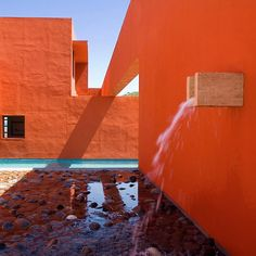 The late Mexican architect Ricardo Legorreta
