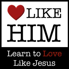 8 week study on Love, using the Savoring Living Water method of Bible study.