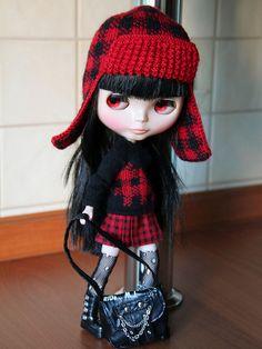 Blythe Doll by echo (irina)
