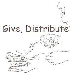 American Sign Language for give.