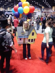 Up House Cosplay