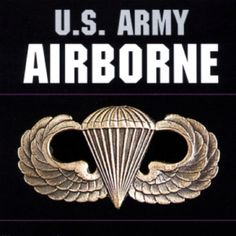 Proud mom of a US Army Airborne!