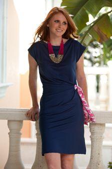 Alexis Sleeveless Tie Waist Dress