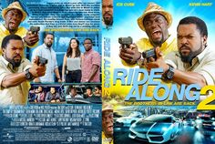Ride Along 2  DVD Covers