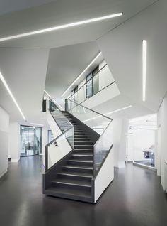 jurgen mayer h sonnenhof office residential complex jena germany