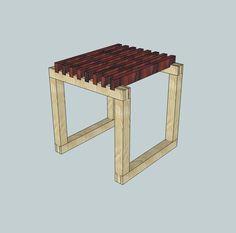 Hallway stool - Imgur