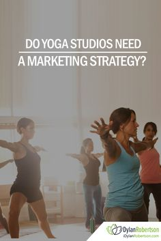 Learn how to use online media to build a strong fan base and community for your new yoga studio before even talking to a realtor about leasing space.