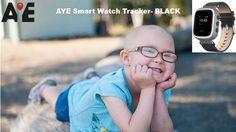 AYE Smart Watch Tracker- BLACK http://www.amazon.in/dp/B01KTQ4J9W?psc=1