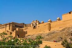 Amer Fort 002: Ruled by Raja Man Singh I (Dec 21, 1550–Jul 6, 1614). Amer Fort, Rajasthan India, Louvre, Building, Photography, Travel, Goa India, Photograph, Viajes