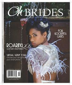Oh! Brides; Barnsley Gardens; Nadia D; Great Gatsby wedding hair; updo; wedding makeup
