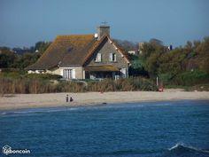 BARFLEUR Loue à la semaine grande maison 20m plage