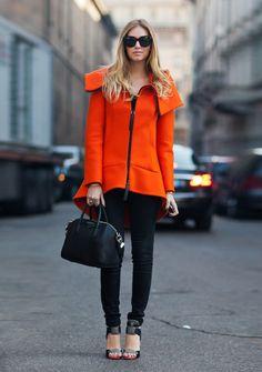 || orange   #streetstyle