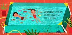 Poesia Infantil i Juvenil: Poesia i il·lustració / Poesía e ilustración: proyecto poético de Mariana Ruiz Johnson
