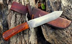 Available custom-knives and bowies, period and modern,  from  North-River-Custom-Knives