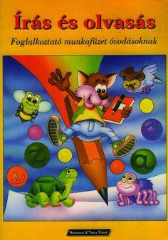 Írás és olvasás foglalkoztató - Angela Lakatos - Picasa Webalbumok Home Learning, Winnie The Pooh, Activities For Kids, Kindergarten, Preschool, Lily, Album, Writing, Education