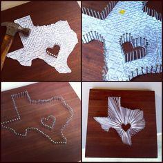 My first Pinterest craft was a success!!!!
