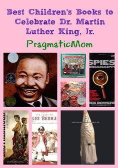 Celebrating MLK Day with Children's Books :: PragmaticMom