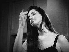 23 GIFs Of Lana Del Rey Doing Something Really Slowly