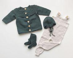 | hentesett Knitting For Kids, Baby Knitting, Vintage Inspired, Knit Crochet, Jackson, Kids Fashion, Baby Boy, Boys, Baby Knits