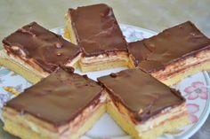 Výborný plný banánovej chuti... German Bakery, Chocolate Cake Frosting, Sweet Dough, No Bake Desserts, No Bake Cake, Baked Goods, Cake Recipes, Sweet Treats, Cheesecake