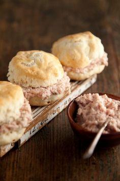 Ham Biscuit Filling