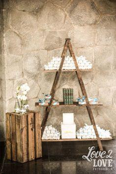 Torre do bolo? Mini Escada